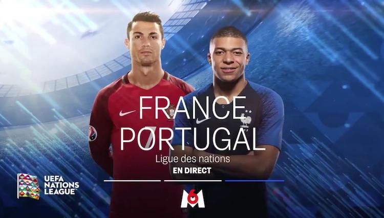Ligue des Nations « France - Portugal »