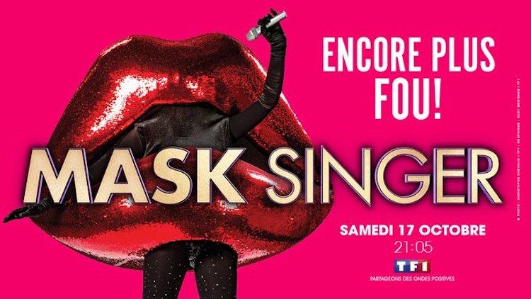« Mask Singer » du 17 octobre 2020