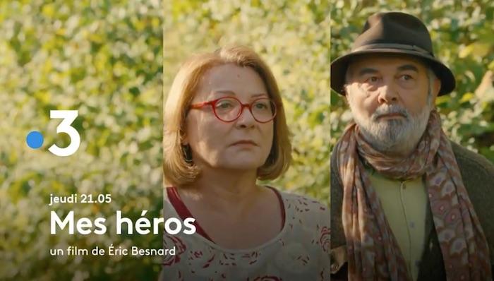 « Mes héros »