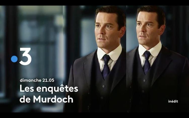 « Les enquêtes de Murdoch » du 4 octobre