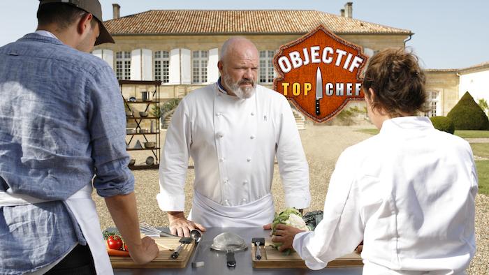 """""""Objectif Top Chef"""" remplace """"Tous en cuisine"""" ce lundi 12 octobre"""