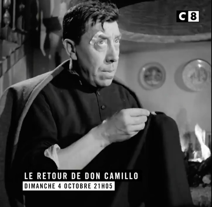 « Le retour de Don Camillo »