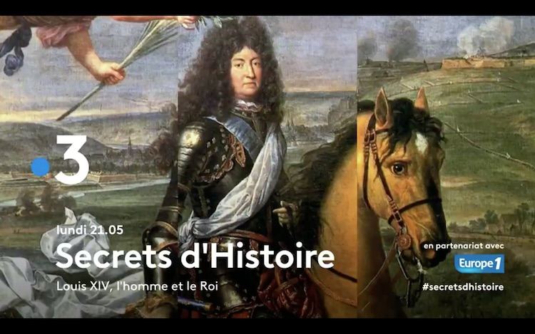 « Secrets d'histoire » du 5 octobre 2020