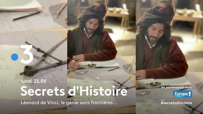 « Secrets d'histoire » du 26 octobre 2020