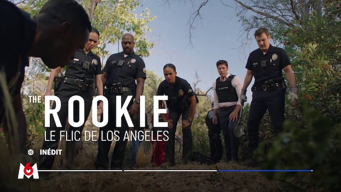 « The Rookie : le flic de Los Angeles » du 24 octobre