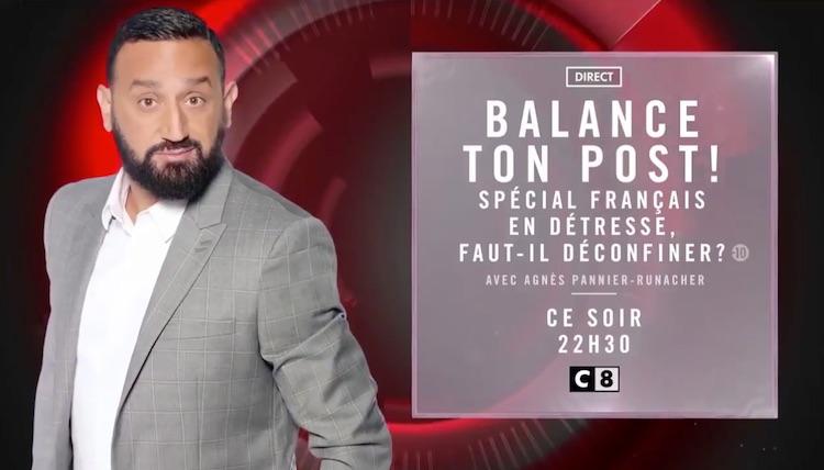 « Balance ton post » du 12 novembre 2020
