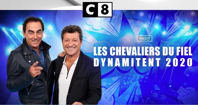 « Les Chevaliers du Fiel dynamitent 2020