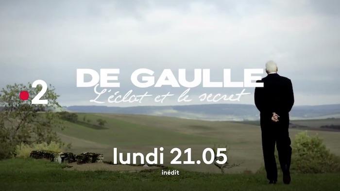 « De Gaulle : l'éclat et le secret »