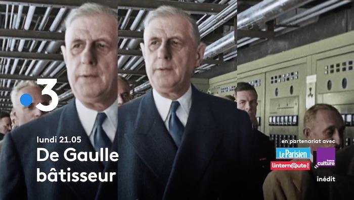 « De Gaulle bâtisseur »