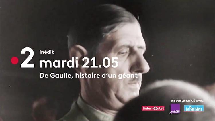 « De Gaulle : l'histoire d'un géant »