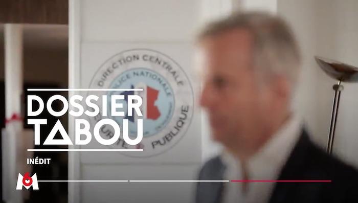 « Dossier Tabou » du dimanche 8 novembre