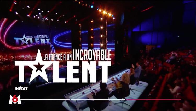 « La France a un Incroyable Talent » du 1er décembre : Ahmed Sylla invité de la 1ère demi-finale