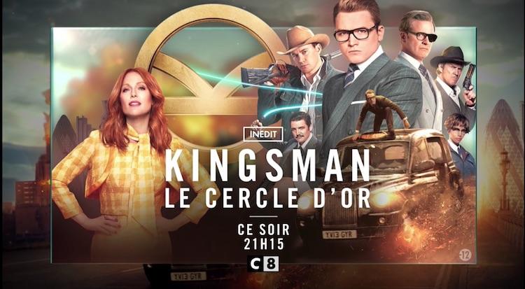 « Kingsman : le cercle d'or »