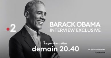 "L'entretien de Barack Obama ce soir sur France 2, à la place de ""Un si grand soleil"" (VIDEO)"