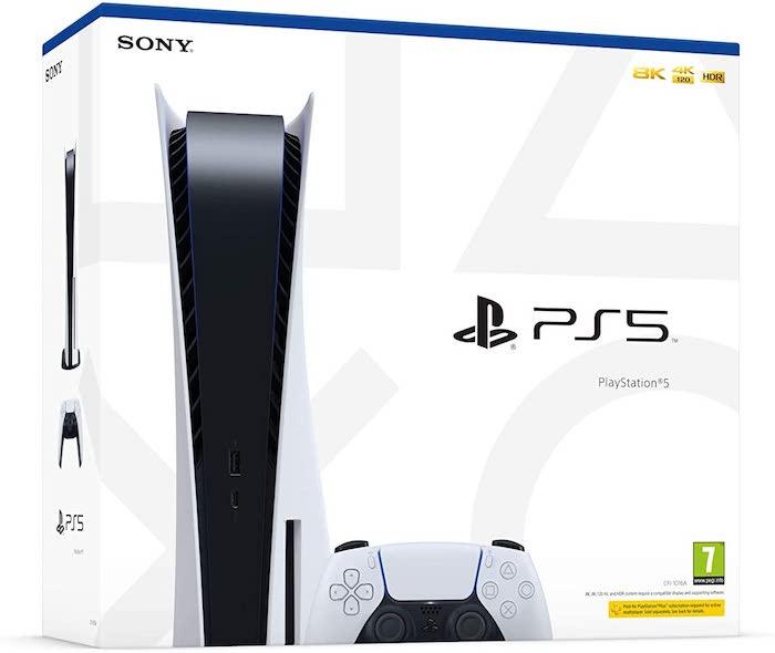 La PS5 sort aujourd'hui, Amazon aura du stock ce jeudi