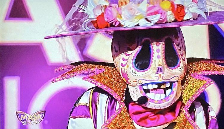 « Mask Singer » replay 7 novembre 2020