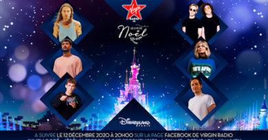 Disneyland Paris réouvre ses portes pour un concert évènement le 12 décembre
