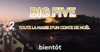 « Big Five » : un conte de Noël inédit avec Élodie Fontan et Chantal Ladesou, le 25 décembre sur France 2