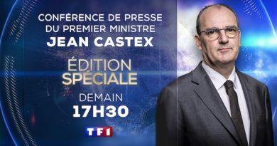 Conférence de presse de Jean Castex ce jeudi 25 février