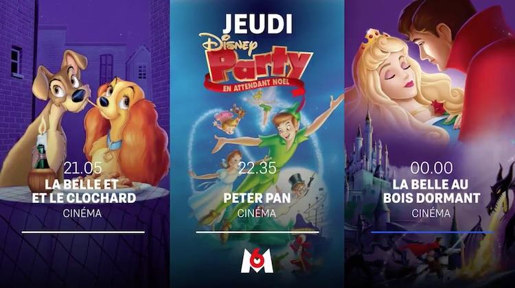 « Disney Party » du 24 décembre 2020