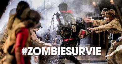 District Z : TF1 et Tiktok lancent le challenge #ZombieSurvie
