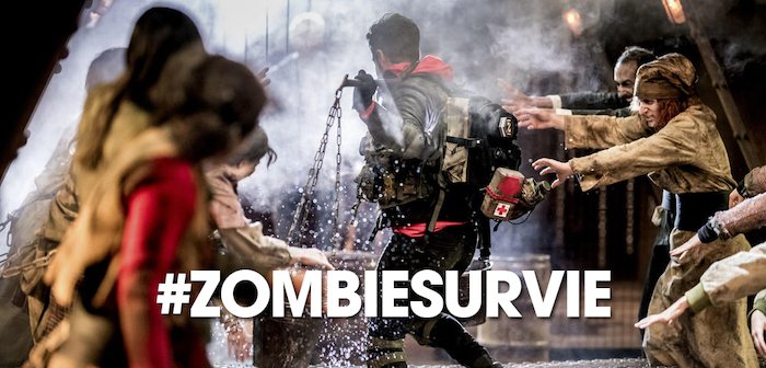District Z : TF1 et Tiktok lancent le challenge #ZombieSurvie