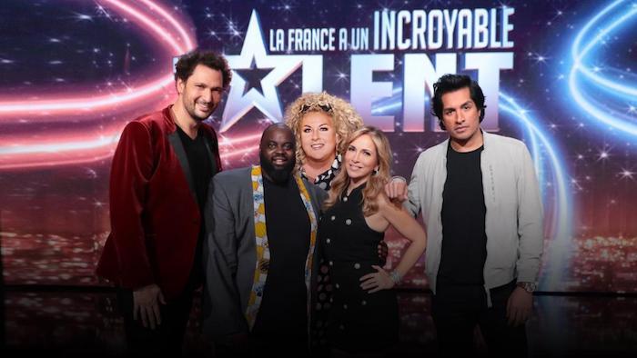 « La France a un Incroyable Talent » du 8 décembre