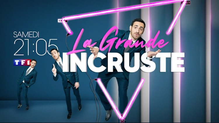 « La Grande Incruste » sur TF1
