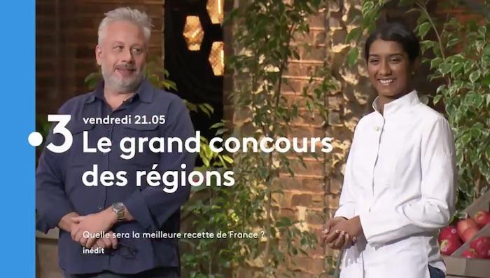 « Le grand concours des régions »