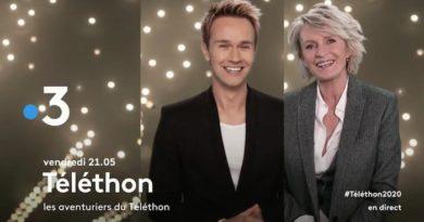 « Téléthon 2020 » ça démarre ce soir sur France Télévisions