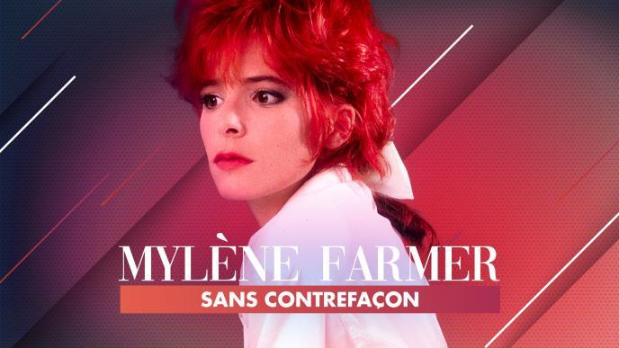 « Mylène Farmer : sans contrefaçon »