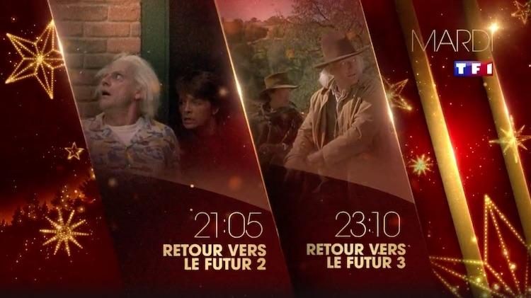 « Retour vers le futur » 2 et 3