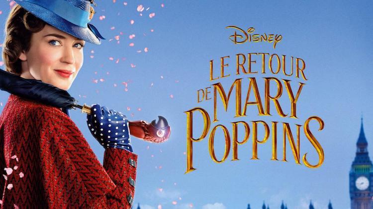 Soirée « Mary Poppins » ce soir sur M6