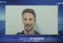 Accident de Romain Grosjean : il s'exprime lors de sa toute première interview(VIDEO)