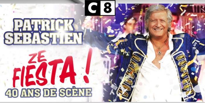 « Ze Fiesta » avec Patrick Sébastien