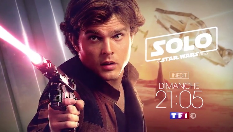 « Solo: A Star Wars Story »