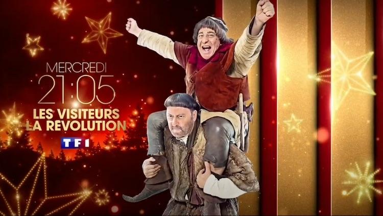 « Les Visiteurs 3 : la Révolution »
