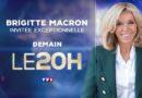 Brigitte Macron invitée du journal de 20h de TF1 le 17 janvier