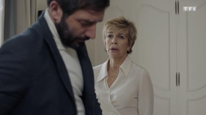 Demain nous appartient spoiler : Franck et Anne-Marie, la rupture ! (VIDEO)