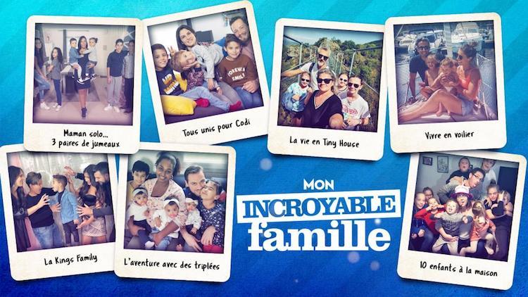 « Mon incroyable famille » déprogrammée