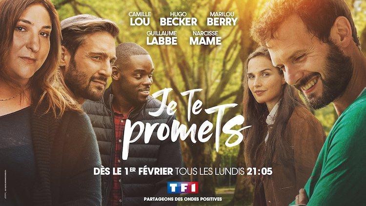 """Ce soir à la télé : lancement de """"Je te promets"""", la série évènement de TF1 (VIDEO)"""