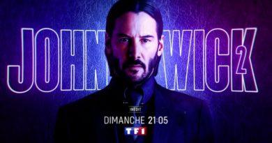 « John Wick 2 » avec Keanu Reeves : ce soir sur TF1