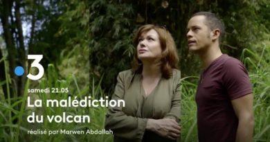 Audiences TV prime 16 janvier 2021 : « La malédiction du volcan » large leader (France 3), beau succès pour « Échappées belles » (France 5)