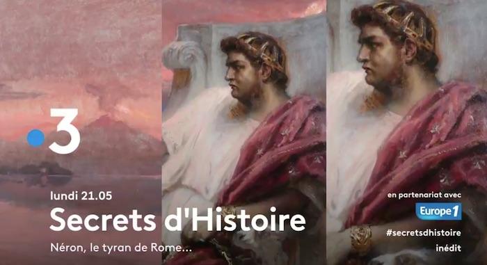 « Secrets d'histoire » du 4 janvier 2021