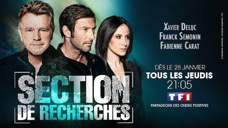 Crossover « Section de recherches » et « Alice Nevers » : le 18 février 2021 sur TF1