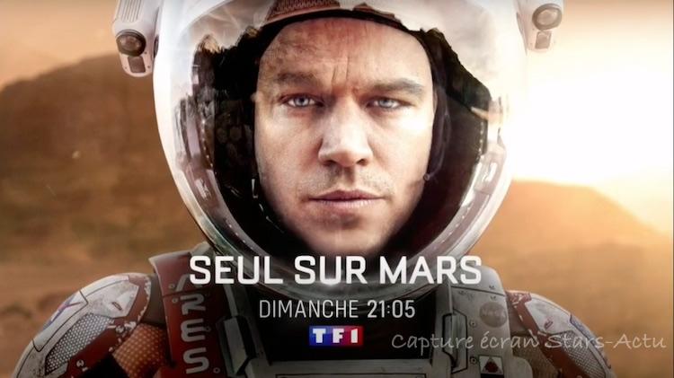 « Seul sur Mars » avec Matt Damon,