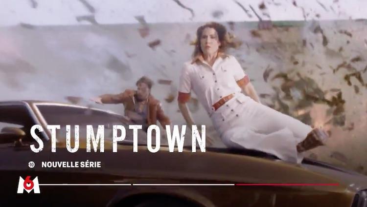 « Stumptown » du 16 janvier 2021