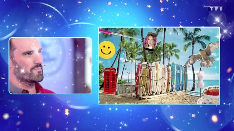 « Les 12 coups de midi » vidéo replay : Bruno trouve l'étoile mystérieuse derrière laquelle se cachait Caroline Receveur