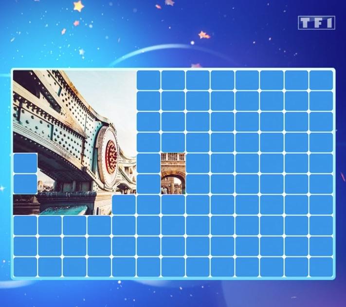 """Le """"Tower Bridge"""" premier indice de l'étoile mystérieuse des """"12 coups de midi"""""""