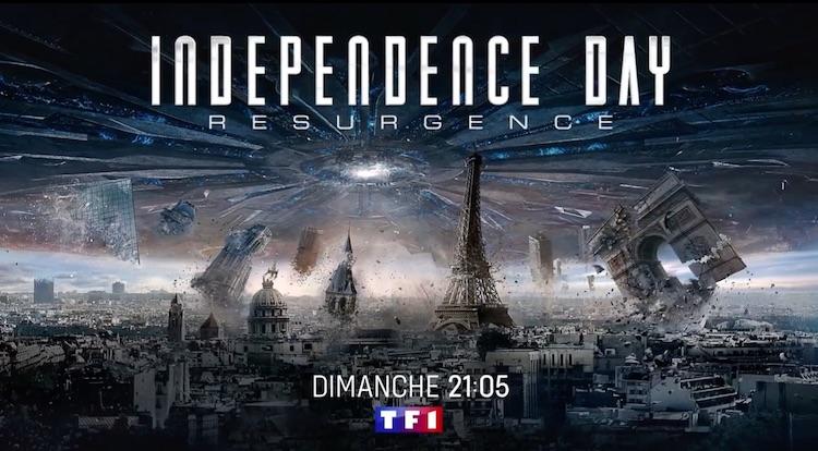 « Independence Day Resurgence »